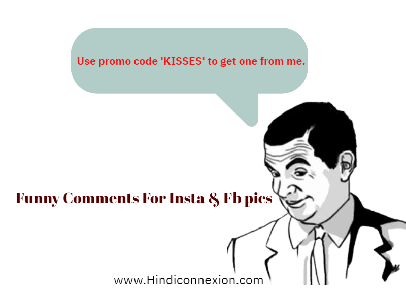 Funny Comments for Instagram & Fb
