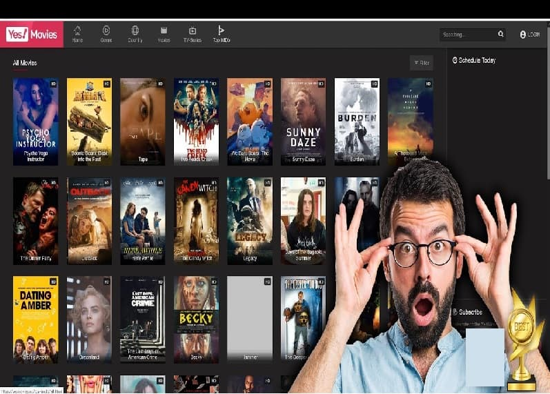 Best Site to Watch Hollywood Movies Online Free in India